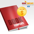 Book Template PSD
