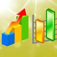 Free Vector Charts