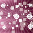Pointed Stars In Blur Vector Background