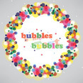 Bubbles Banner Design