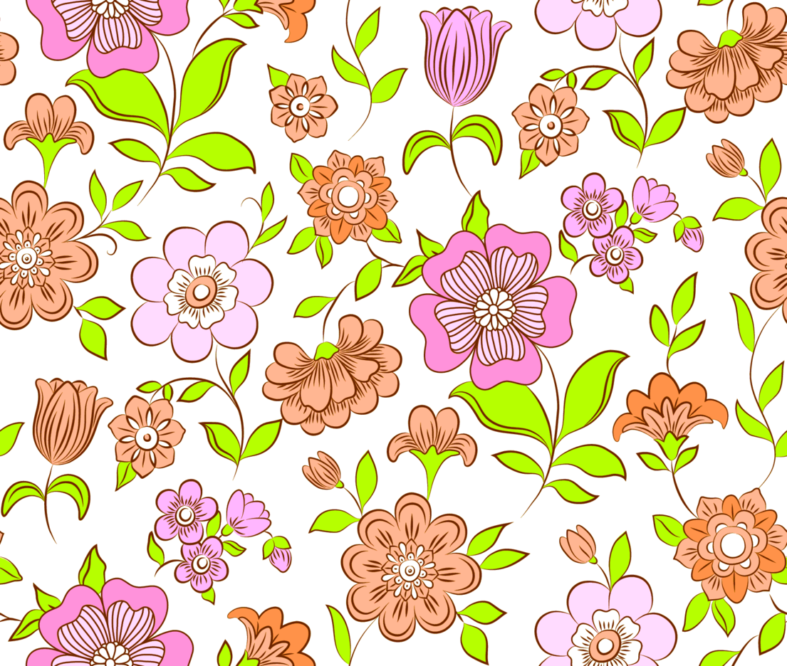 Great Floral Pattern