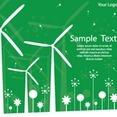Windmill Green Card