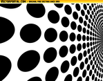 Black Dots Abstract Vector