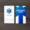 Healthcare Business Card