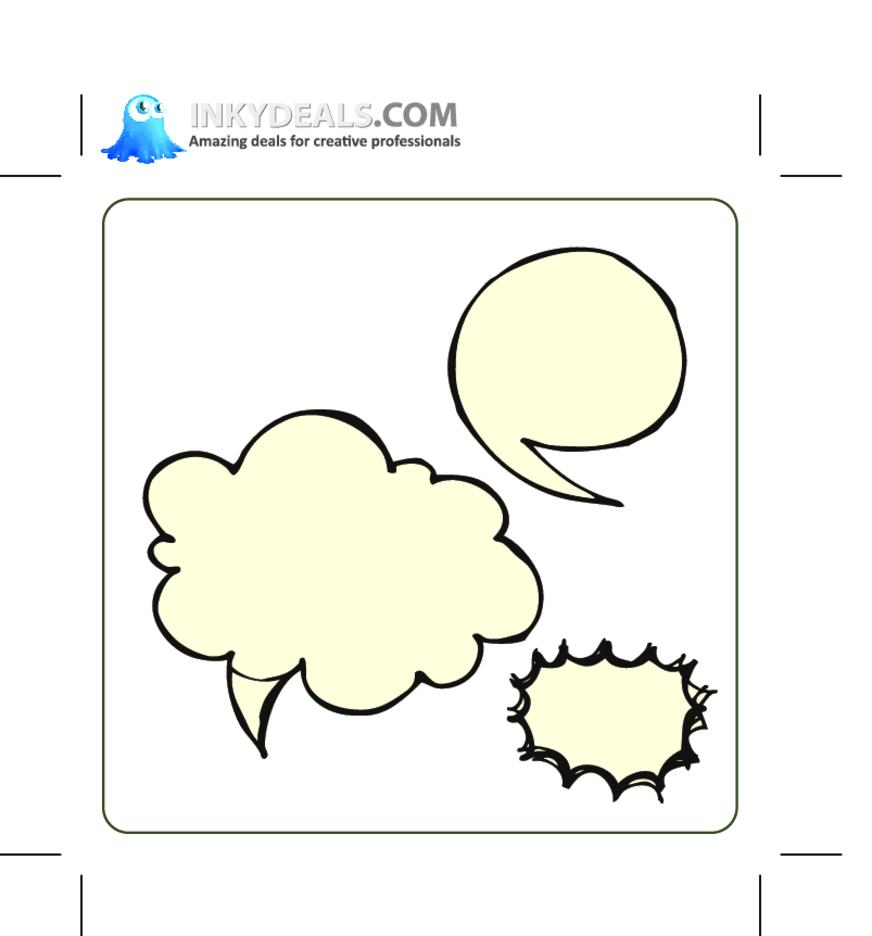 Chat Bubbles 5