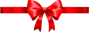 Huge Red Ribbon