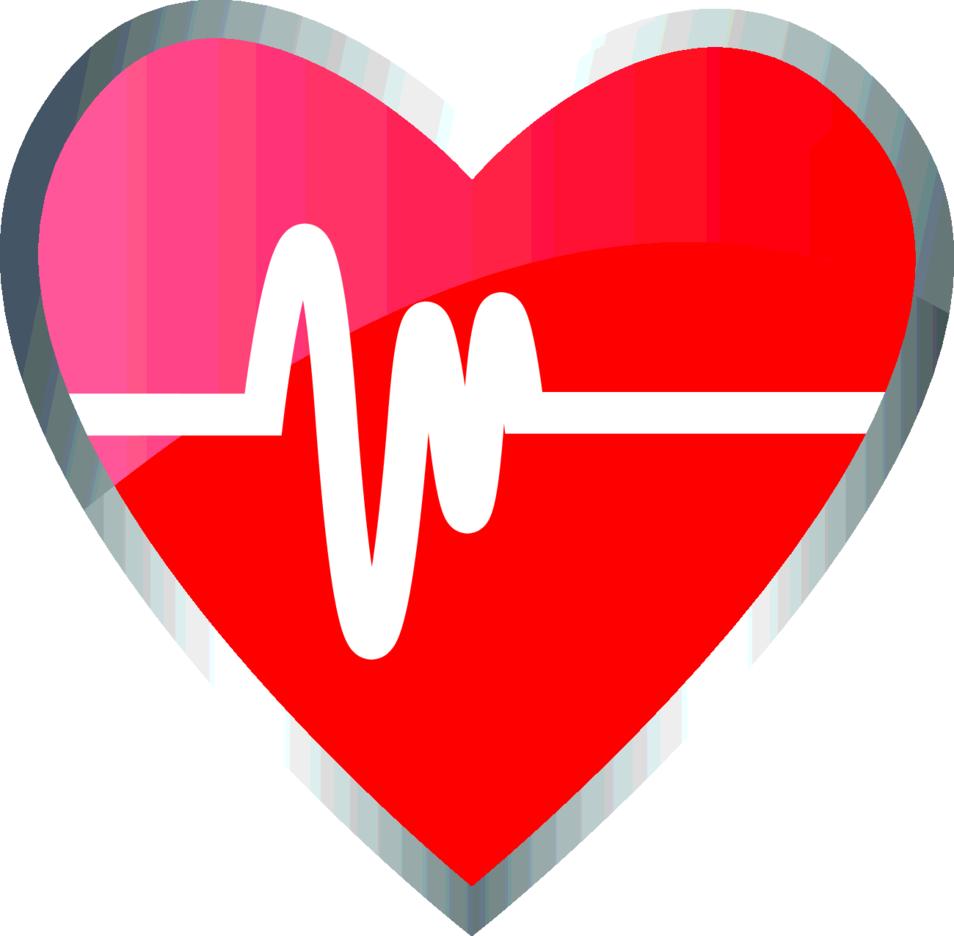 Vector Heart Beat