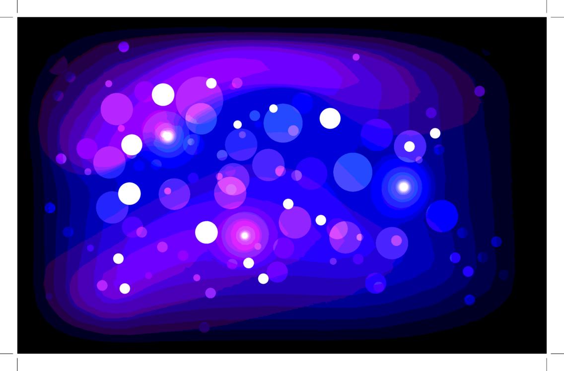 Magic Sparkling Background