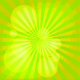 Free Sunburst Vector Background