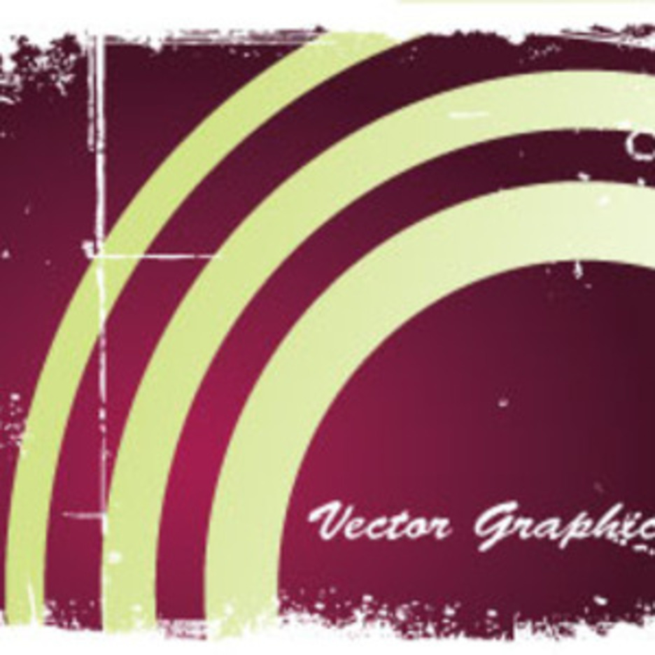 Red Dark Background Grunge Design