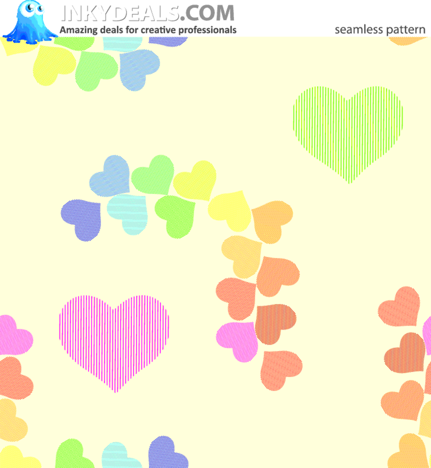 Seamless Pattern 100