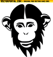 Chimp Vector