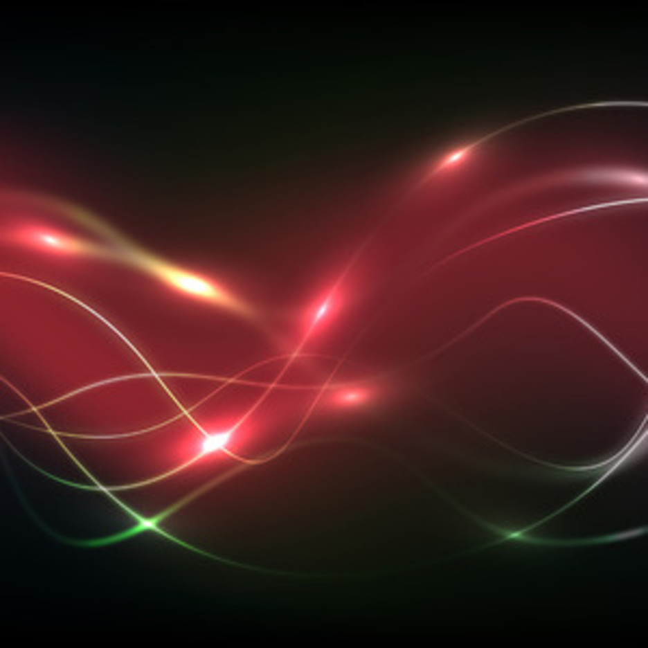Vector Wavy Background