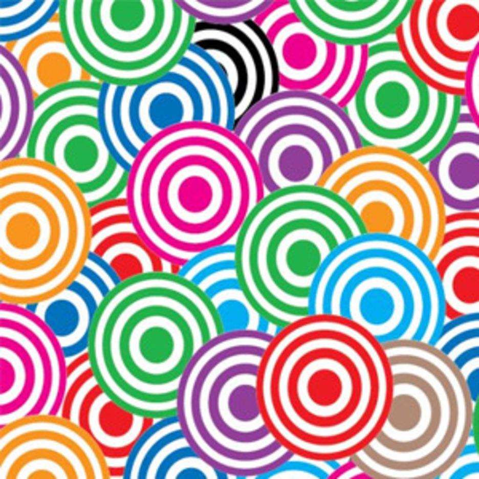Simplistic Colourful Circles