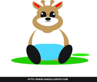 Free Mascot Vector