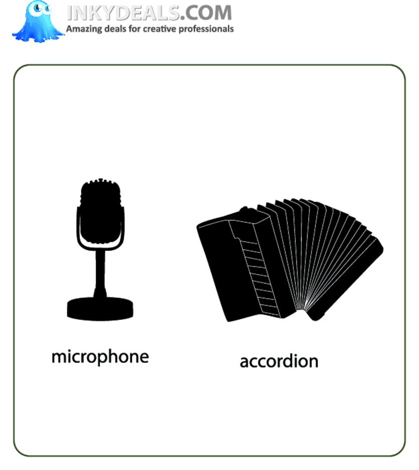 Music Instruments 10