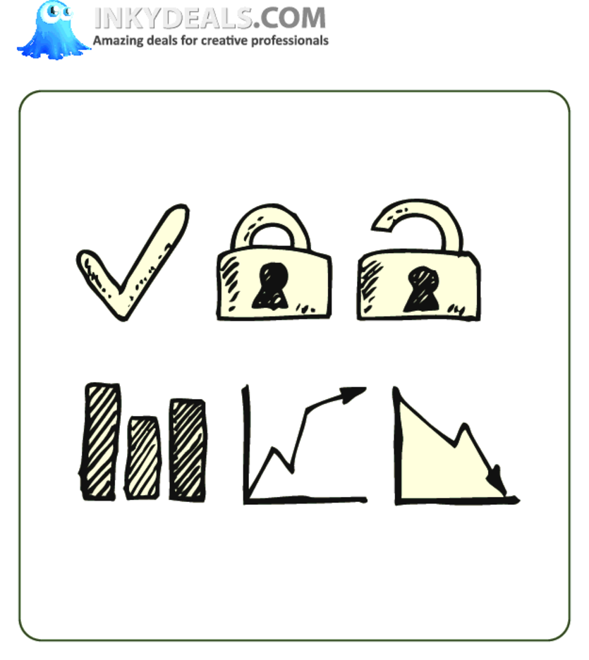 Doodle Icons 8