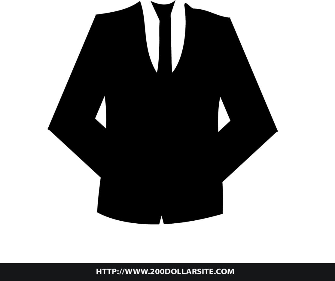 Free Business Suit Vector