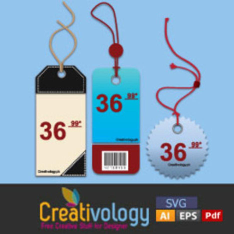 Free Creative Price Tag