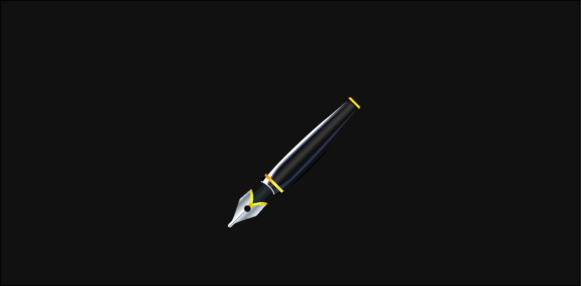Free Vector Pen