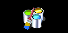 Free Vector Paint Brush Icon