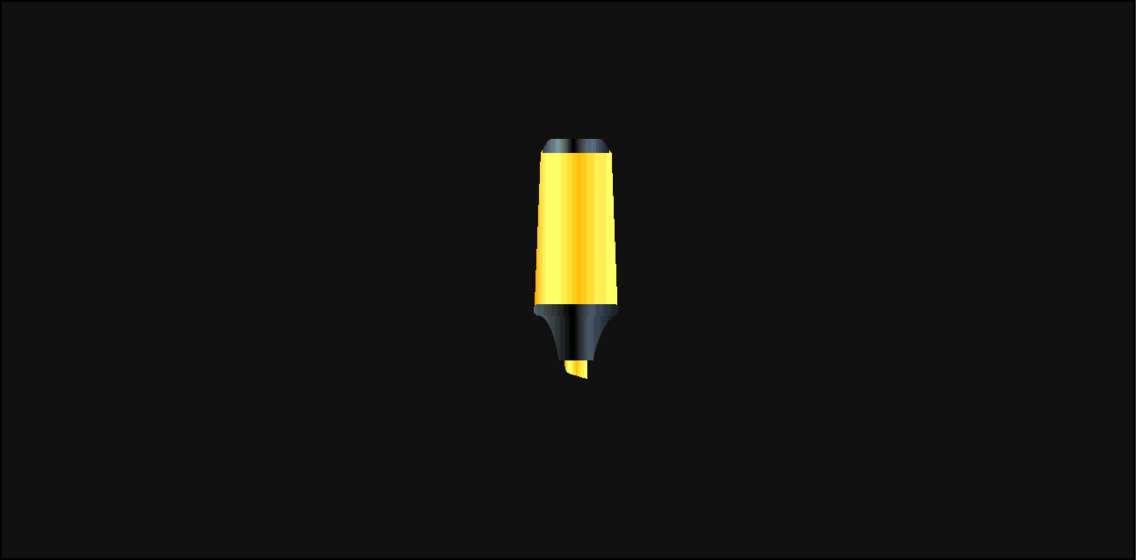 Free Highlighter Vector