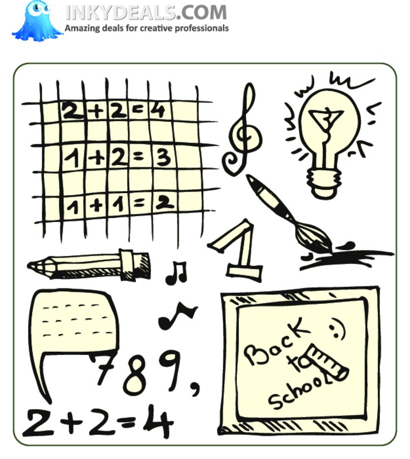 Doodle School 3