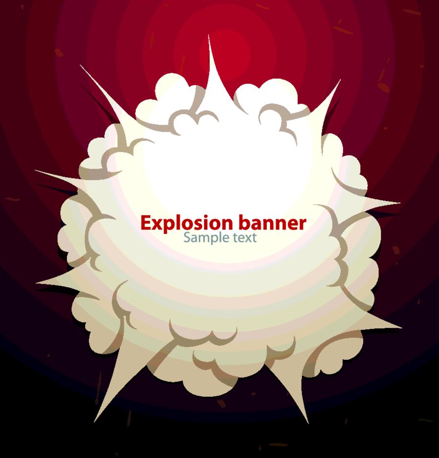 Boom Vector Picture