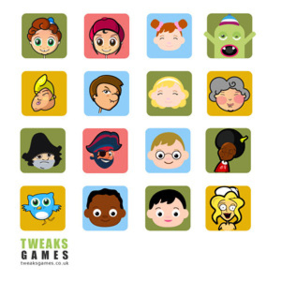 Characters Vector Pack