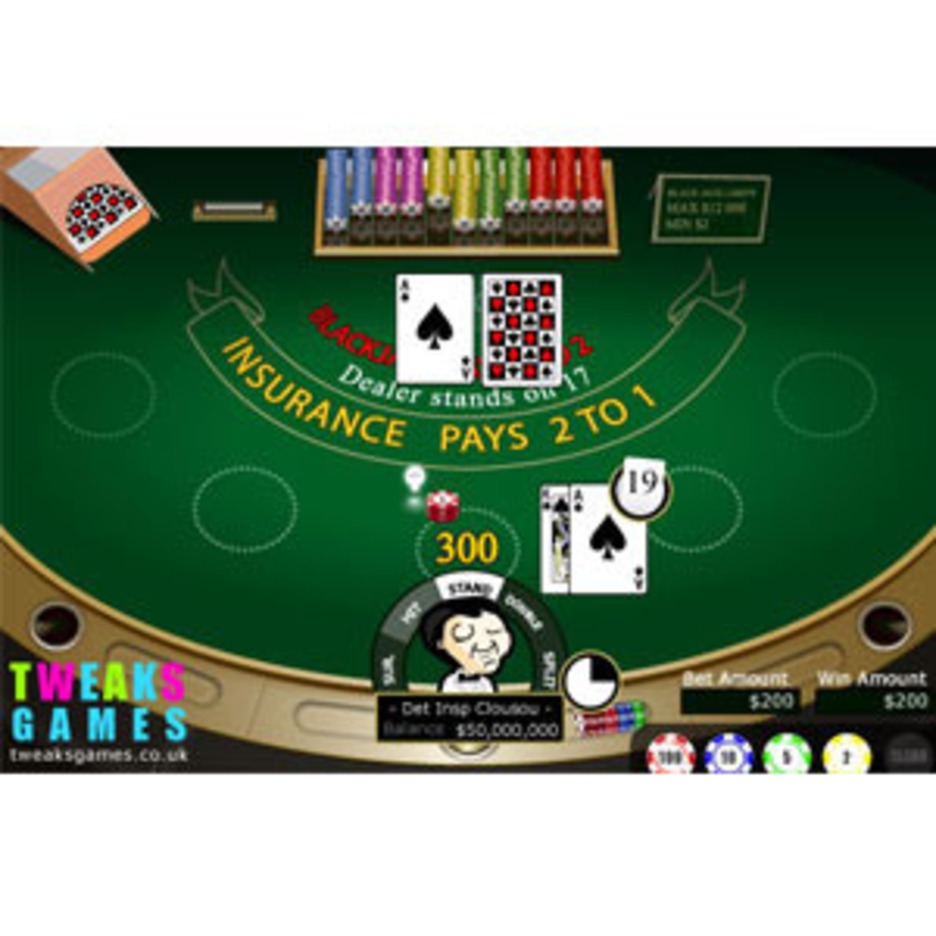 Blackjack Vectors Pack