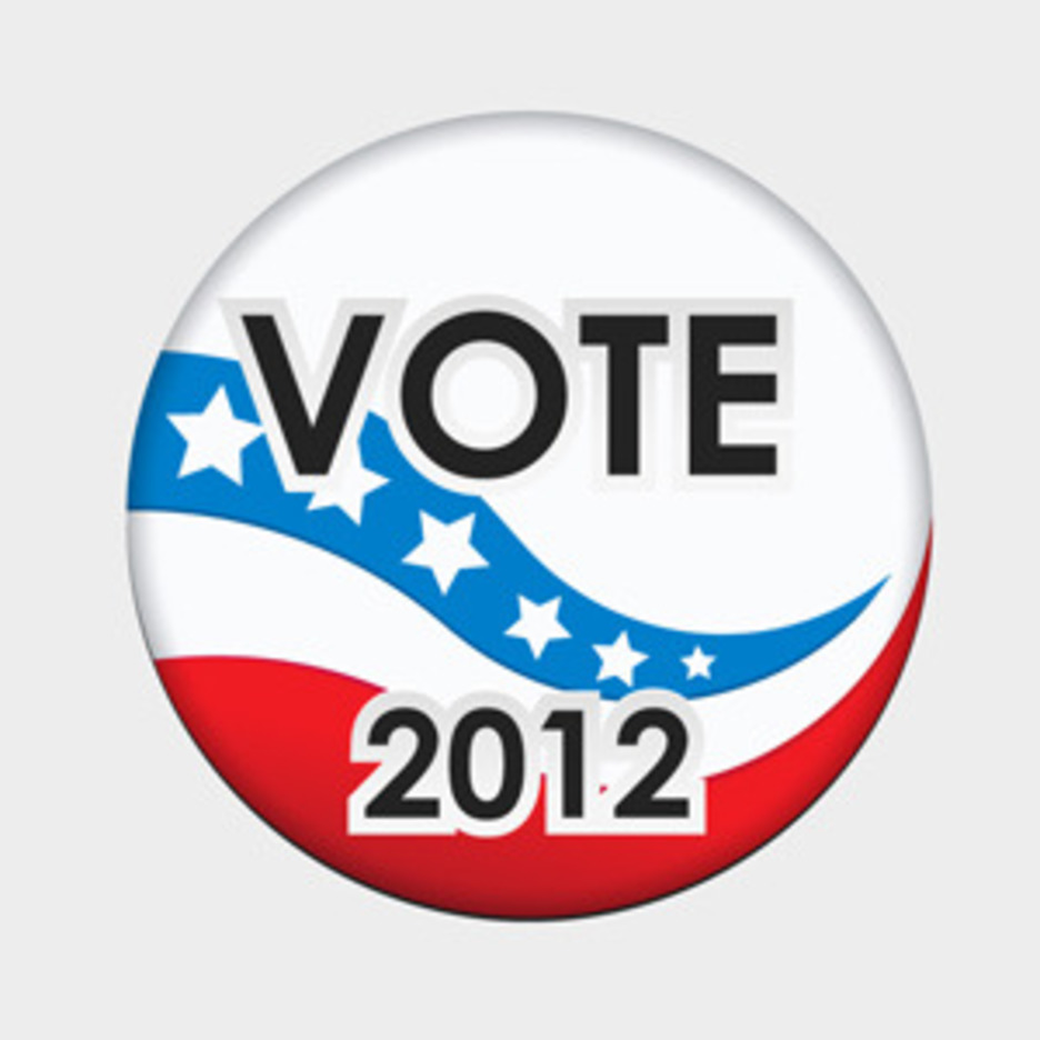 Free Vector Of The Day #118: Vote Badge