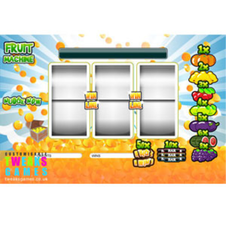 Fruit Machine Vectors Pack
