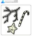 Christmas Element 20