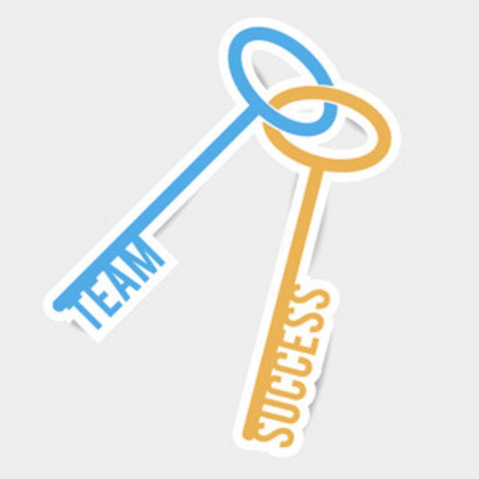 Free Vector Of The Day #121: Team & Success Concept