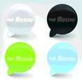 Speech Bubbles Free Vector