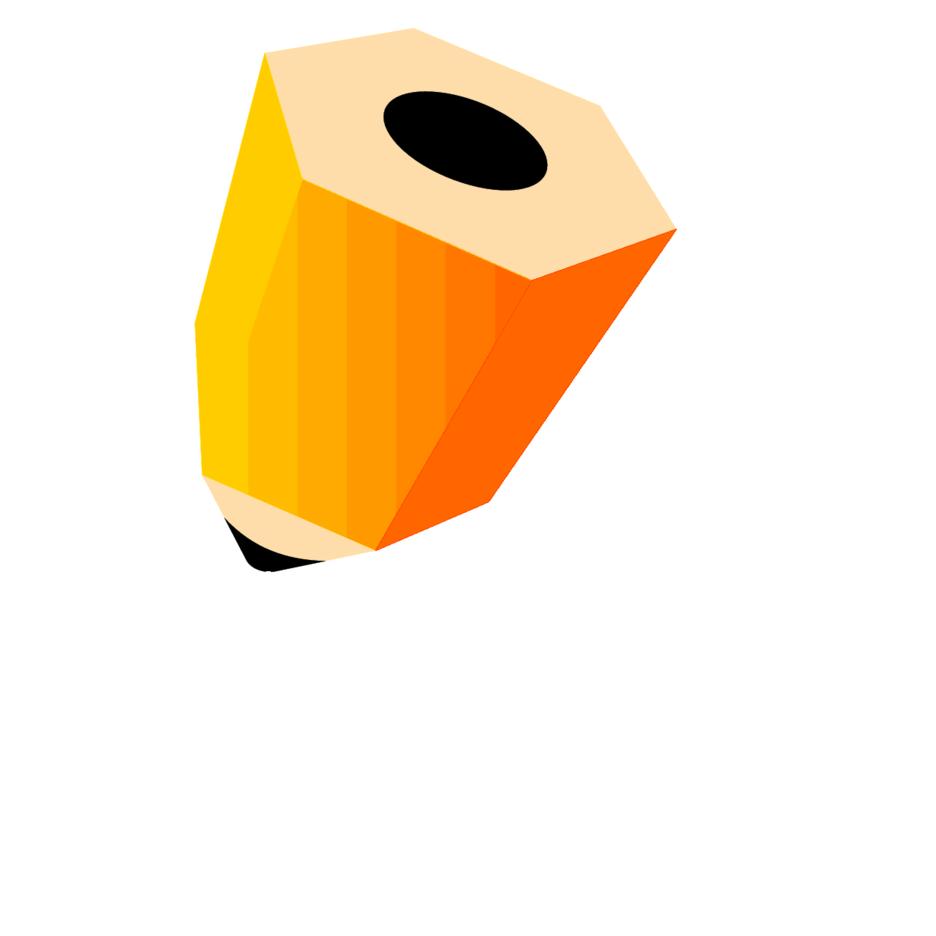 3d Pencil Icon