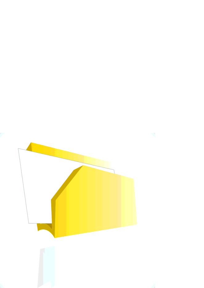Modern Folder Icon