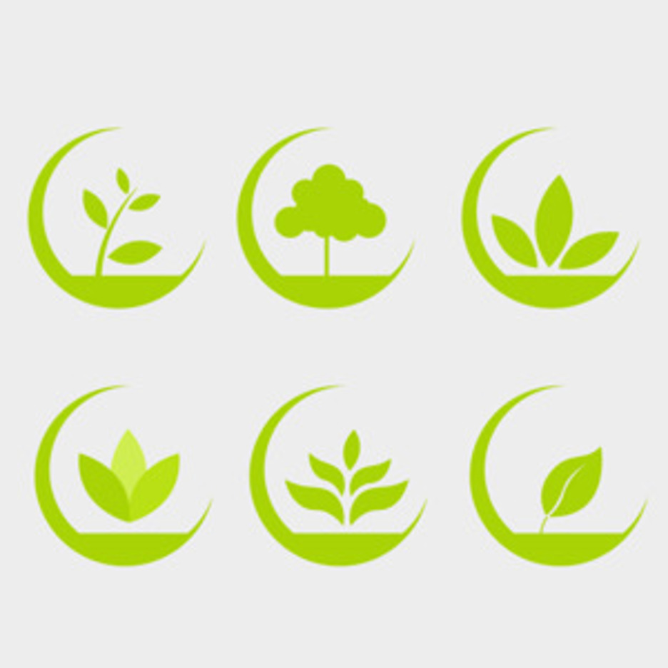 Free Vector Of The Day #87: Eco Icons Set