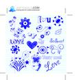 Doodle Love Elements 1