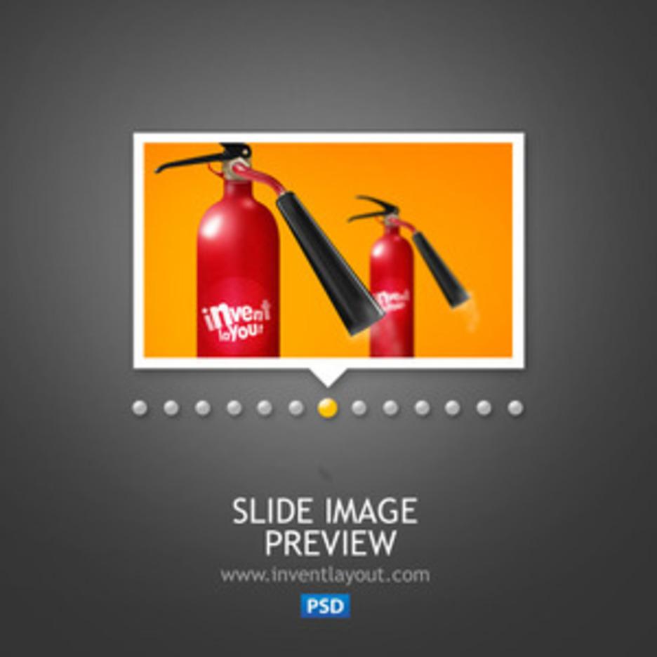 Slide Image Preview