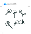 Magnifying Glass Logos