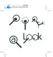 Magnifying Glass Logos