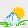 Free Vector Of The Day #98: Mountain Emblem