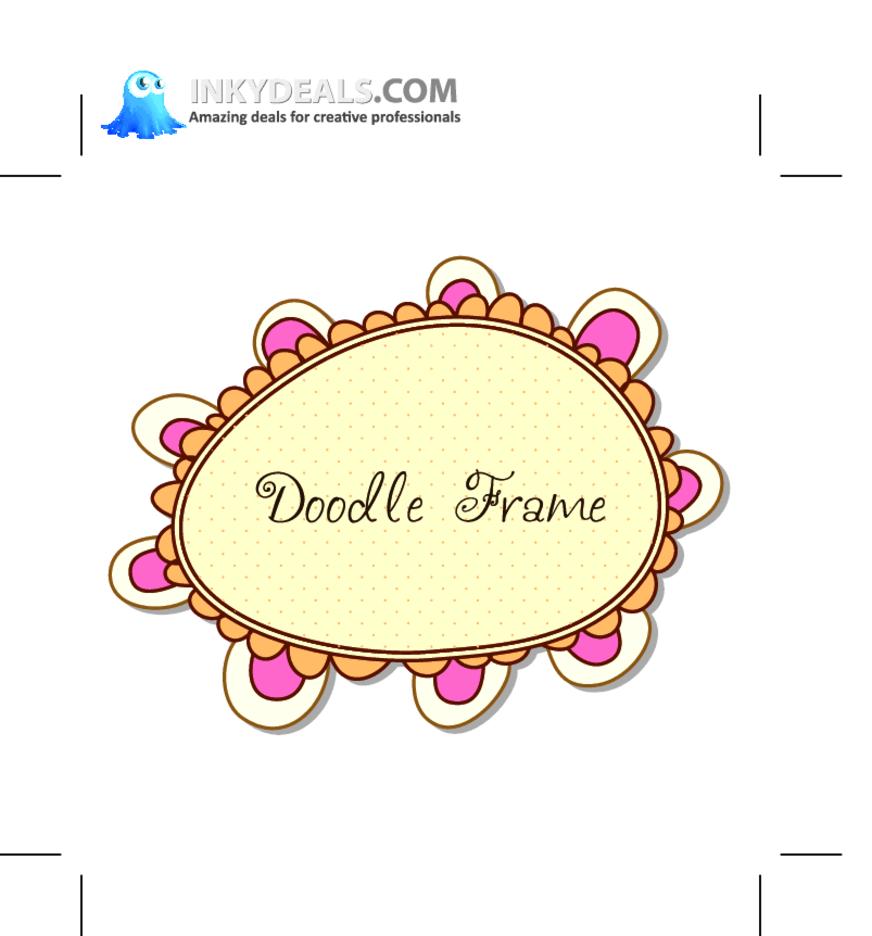 Doodles Frame 3