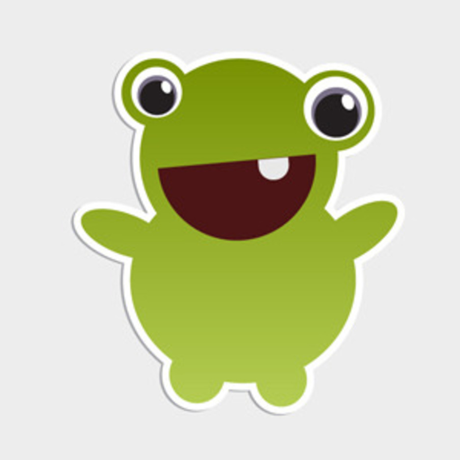 Free Vector Of The Day #102: Cute Monster