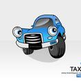 Taxi Car PSD 1