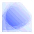 Minimalistic Blue Background