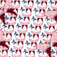 Free Butterfly Pattern Vector