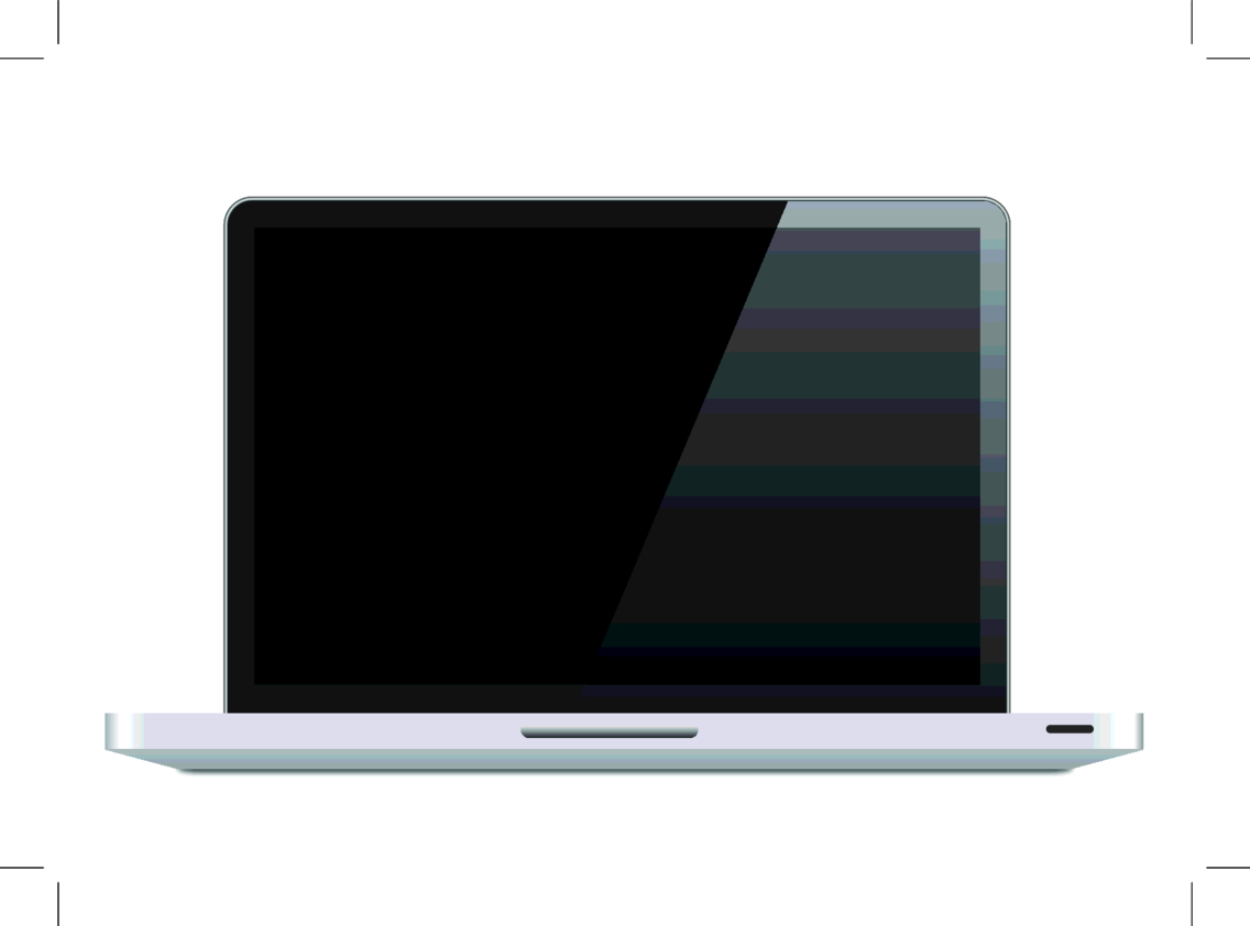 Laptop Mockup Vector