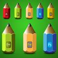 Adobe Pencils Icon Set